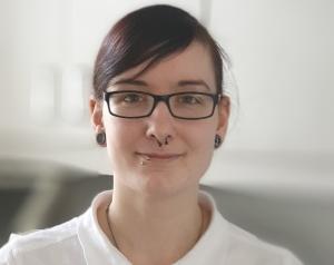 JESSICA JANOWITZ: Tiermedizinische Fachangestellte